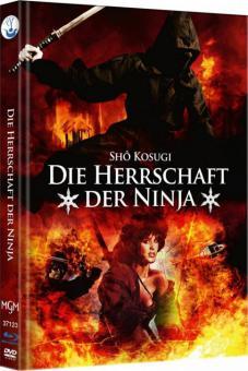 Ninja III - Die Herrschaft der Ninja (Limited Mediabook, Blu-ray+DVD, Cover B) (1984) [FSK 18] [Blu-ray]