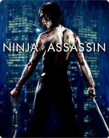 Ninja Assassin - Special Edition (Steelbook) (2009) [FSK 18] [Blu-ray]