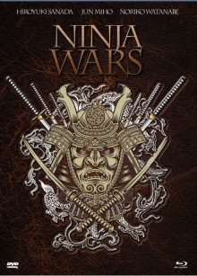 Ninja Wars (Limited Mediabook, Blu-ray+DVD) (1982) [FSK 18] [Blu-ray]