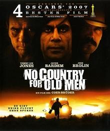 No Country For Old Men (2007) [Blu-ray]