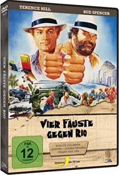 Vier Fäuste gegen Rio (1984) [Gebraucht - Zustand (Sehr Gut)]