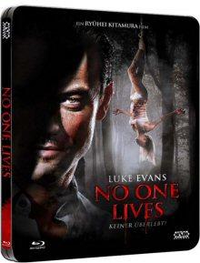 No one lives - Keiner überlebt! (Steelbook, Uncut) (2012) [FSK 18] [Blu-ray]