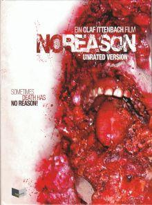 No Reason (Unrated Mediabook, Blu-ray+DVD) (2010) [FSK 18] [Blu-ray]