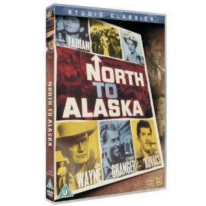 North To Alaska (Land der tausend Abenteuer) (1960) [UK Import mit dt. Ton]