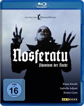Nosferatu - Phantom der Nacht (1979) [Blu-ray]