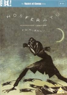 Nosferatu (Definitive Fully-restored version with original score, 2 DVDs) (Masters of Cinema) (1922) [UK Import]