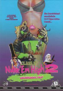 Class of Nuke 'Em High 2 (Cover A) (1991) [FSK 18]
