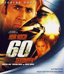 Nur noch 60 Sekunden (2000) [Blu-ray]