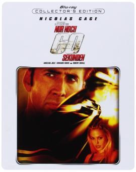 Nur noch 60 Sekunden (Steelbook) (2000) [Blu-ray]