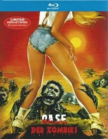 Oase der Zombies (Kleine Hartbox, Limitiert auf 222 Stück) (1983) [FSK 18] [Blu-ray]