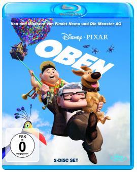 Oben (2 Discs) (2009) [Blu-ray]