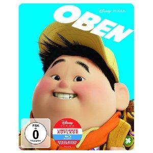 Oben (2 Discs, Limited Edition, Steelbook) (2009) [Blu-ray]
