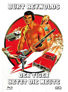 Der Tiger hetzt die Meute (Limited Mediabook, Blu-ray+DVD, Cover D) (1973) [Blu-ray]