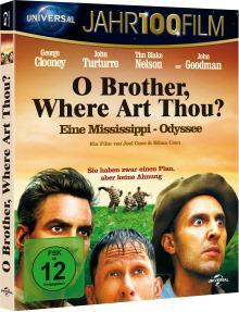 O Brother, Where Art Thou? - Eine Mississippi-Odyssee (2000) [Blu-ray]