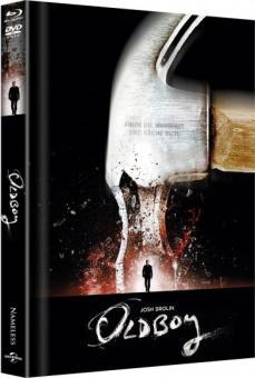 Oldboy (Limited Mediabook, Blu-ray+DVD, Cover C) (2013) [Blu-ray]