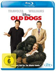 Old Dogs (2009) [Blu-ray]