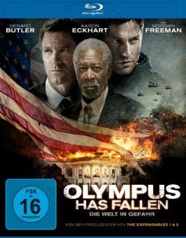 Olympus Has Fallen - Die Welt in Gefahr (2013) [Blu-ray]