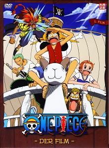 One Piece - Der Film (Limited Edition) (2001)
