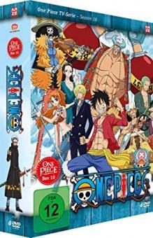 One Piece - Box 19: Season 16 (Episoden 575-601) (6 DVDs) [Gebraucht - Zustand (Sehr Gut)]