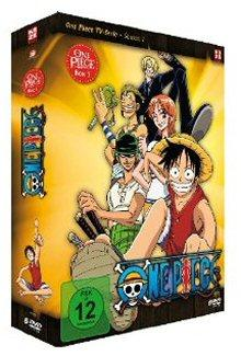 One Piece - TV-Serie, Box 1 (6 DVDs)