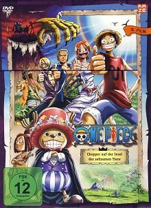 One Piece - 3.Film: Chopper auf der Insel der seltsamen Tiere (Limited Edition) (2002)