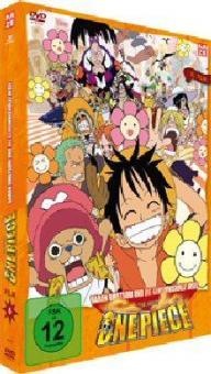 One Piece - 6. Film: Baron Omatsumi und die geheimnisvolle Insel (Limited Edition) (2005)