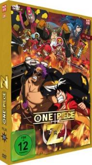 One Piece - 11. Film: One Piece Z (Limited Edition inklusive Fanbook) (2012)