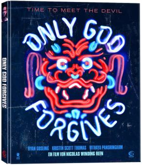 Only God Forgives (Limited 2 Disc Mediabook Edition) (2013) [Blu-ray]