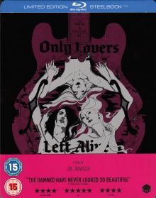 Only Lovers Left Alive (Limited Steelbook) (2013) [UK Import] [Blu-ray]