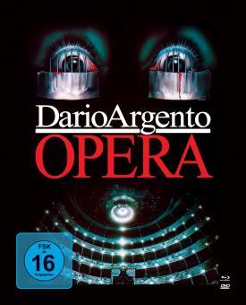 Opera - Terror in der Oper (Limited Mediabook, Blu-ray+2 DVDs) (1987) [Blu-ray]