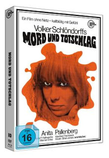 Mord und Totschlag (Limited Edition, Blu-ray+DVD, Cover B) (1967) [Blu-ray]