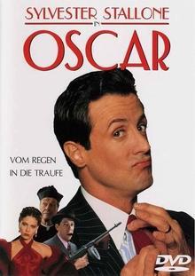 Oscar - Vom Regen in die Traufe (1991) [EU Import mit dt. Ton]