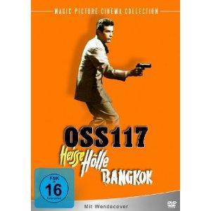 OSS 117 - Heisse Hölle Bangkok (1964)