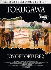 Tokugawa - Joy of Torture 2 (Limited Mediabook Edition, Blu-ray+DVD, Cover A) (1976) [FSK 18] [Blu-ray]
