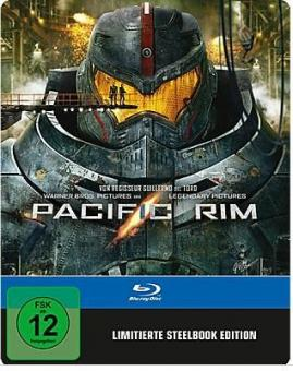 Pacific Rim (Limited Steelbook) (2013) [Blu-ray]