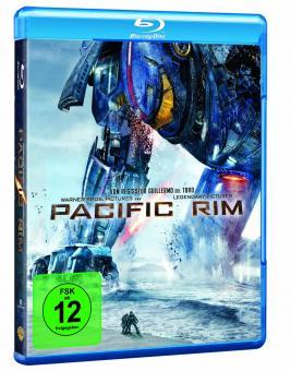 Pacific Rim (2013) [Blu-ray]