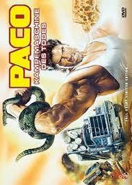Paco - Kampfmaschine des Todes (Große Hartbox, Cover B, Limitiert auf 111 Stück) (1986) [FSK 18]