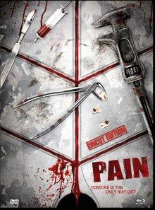 Pain (Uncut Mediabook, Blu-ray+DVD) (2011) [FSK 18] [Blu-ray]