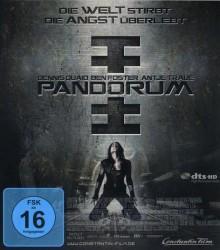 Pandorum (2009) [Blu-ray]