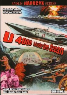 U 4000 - Panik unter dem Ozean (Cover B) (1969)