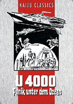 U 4000 - Panik unter dem Ozean (Limited Metalpak, 2 DVDs) (1969)