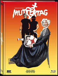 Muttertag (Limited Mediabook, Blu-ray+DVD, Cover D) (1980) [FSK 18] [Blu-ray]