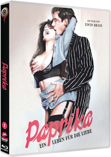Paprika - Ein Leben für die Liebe (Limited Edition, Uncut) (1989) [FSK 18] [Blu-ray]