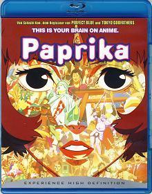 Paprika (2006) [Blu-ray]