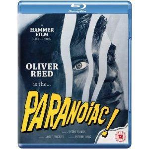 Paranoiac (1963) [UK Import] [Blu-ray]