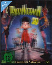 ParaNorman (2D & 3D) (2012) [3D Blu-ray]