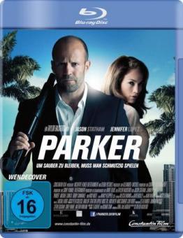 Parker (2013) [Blu-ray]
