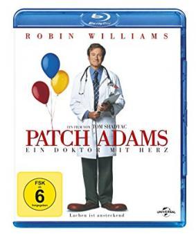 Patch Adams (1998) [Blu-ray]