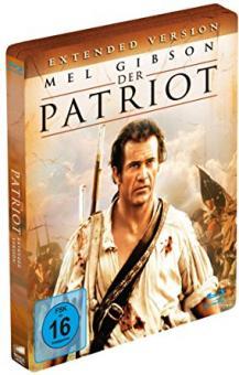 Der Patriot (Extended Version, Steelbook) (2000) [Blu-ray] [Gebraucht - Zustand (Sehr Gut)]