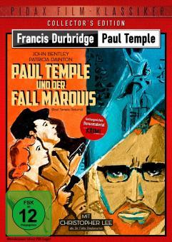 Francis Durbridge: Paul Temple und der Fall Marquis (1952)